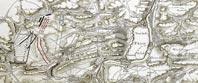 Сражение при Праге - Schlacht bei Prag 1757, Kupferstich