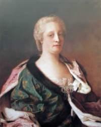 Портрет Марии Терезии - Maria Theresia